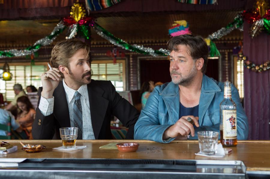 Ryan Gosling i Russell Crowe w najlepszej komedii ostatnich miesięcy
