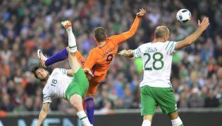 Irlandia - Holandia