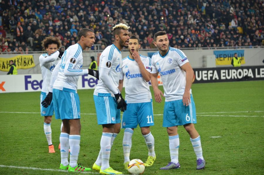 Piłkarze Schalke