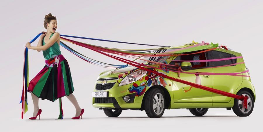 Koniec z nudnymi samochodami!