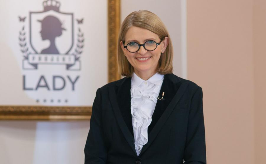 Projekt Lady: Irena Kamińska-Radomska