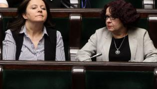 Joanna Lichocka i Elżbieta Kruk