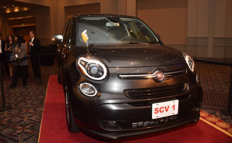 Papieski Fiat 500L