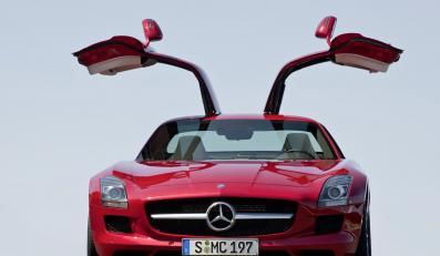 Mercedes SLS AMG już w Polsce i za złotówki