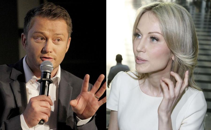 Jarosław Kuźniar, Magdalena Ogórek
