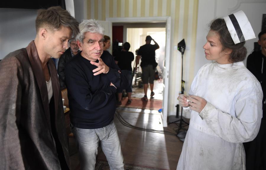 Maciej Zakościelny, Marianna Januszewicz, Wiesław Saniewicz