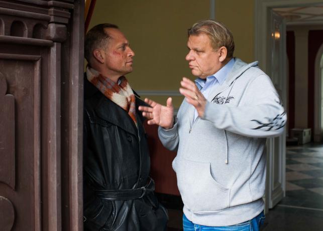 "Na planie ""Dywizjonu 303"" / Piotr Fotek/ Film Media"