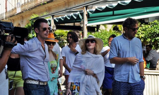 Urodzinowe szaleństwa Madonny na Kubie. 58-latka wciąż umie sie bawić! FOTO