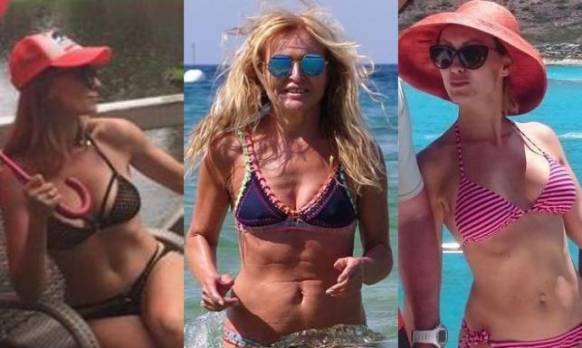 Polskie gwiazdy na wakacjach prezentują sylwetki w bikini [FOTO]