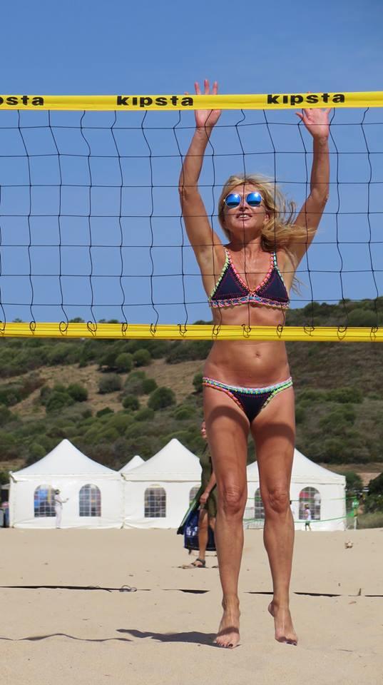 Monika Olejnik w bikini