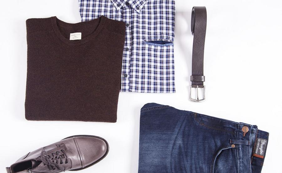 Elementy garderoby