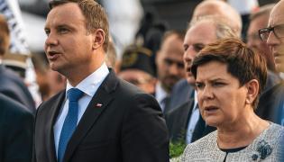 Andrzej Duda i Beata Szydło