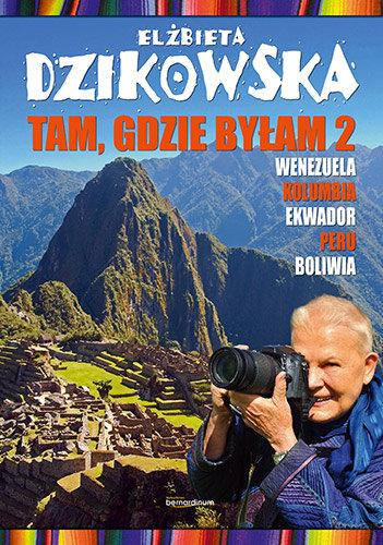 okładka książki Elżbiety Dzikowskiej \