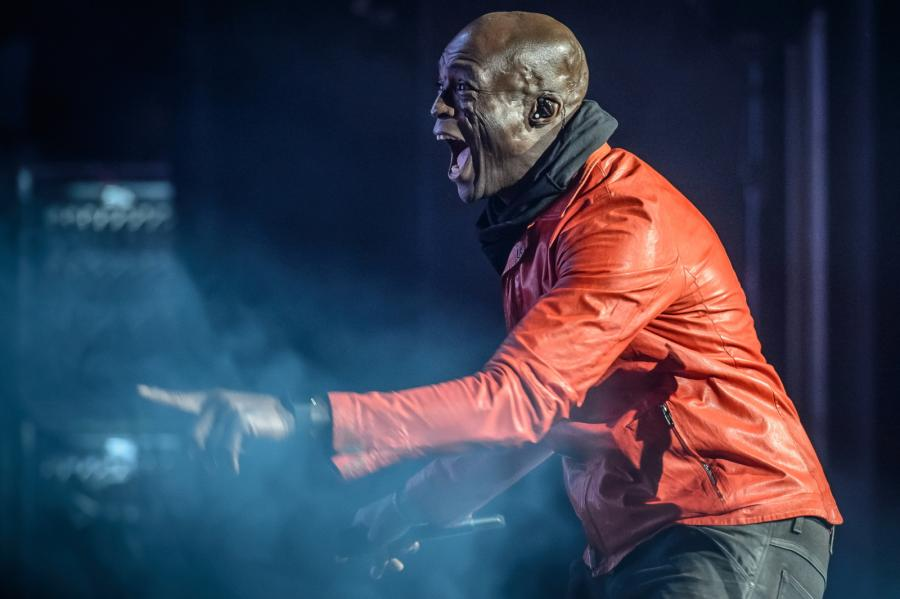 Seal dał wspaniały koncert w Lublinie, w Cetrum Spotkania Kultur - 12 listopada 2016; fot. Wojciech Pacewicz