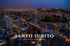 Santo Subito - stolica San Escobar