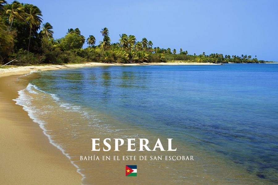 Esperal - plaża San Escobar
