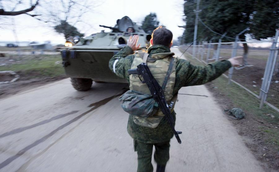 Rosyjskie wojsko w Abchazji