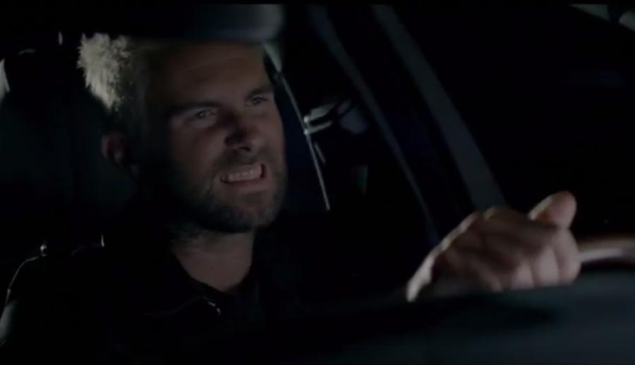 Kadr z teledysku Maroon 5 \
