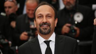 Asghar Farhadi w Cannes