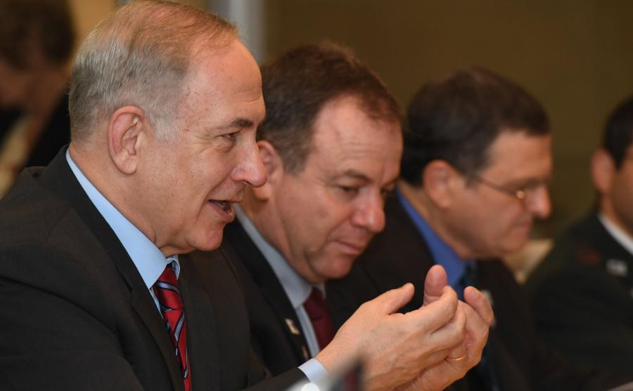 Premier Benjamin Netanjahu