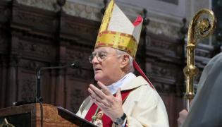 Arcybiskup Henryk Hoser