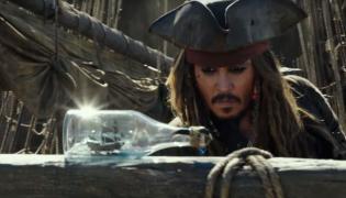 """Kadr z filmu """"Piraci z Karaibów: Zemsta Salazara"""""""